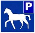 Parking pour chevaux