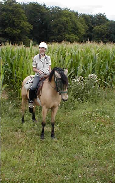 La FFE dént les chemins pour TOUS les usagers équestres